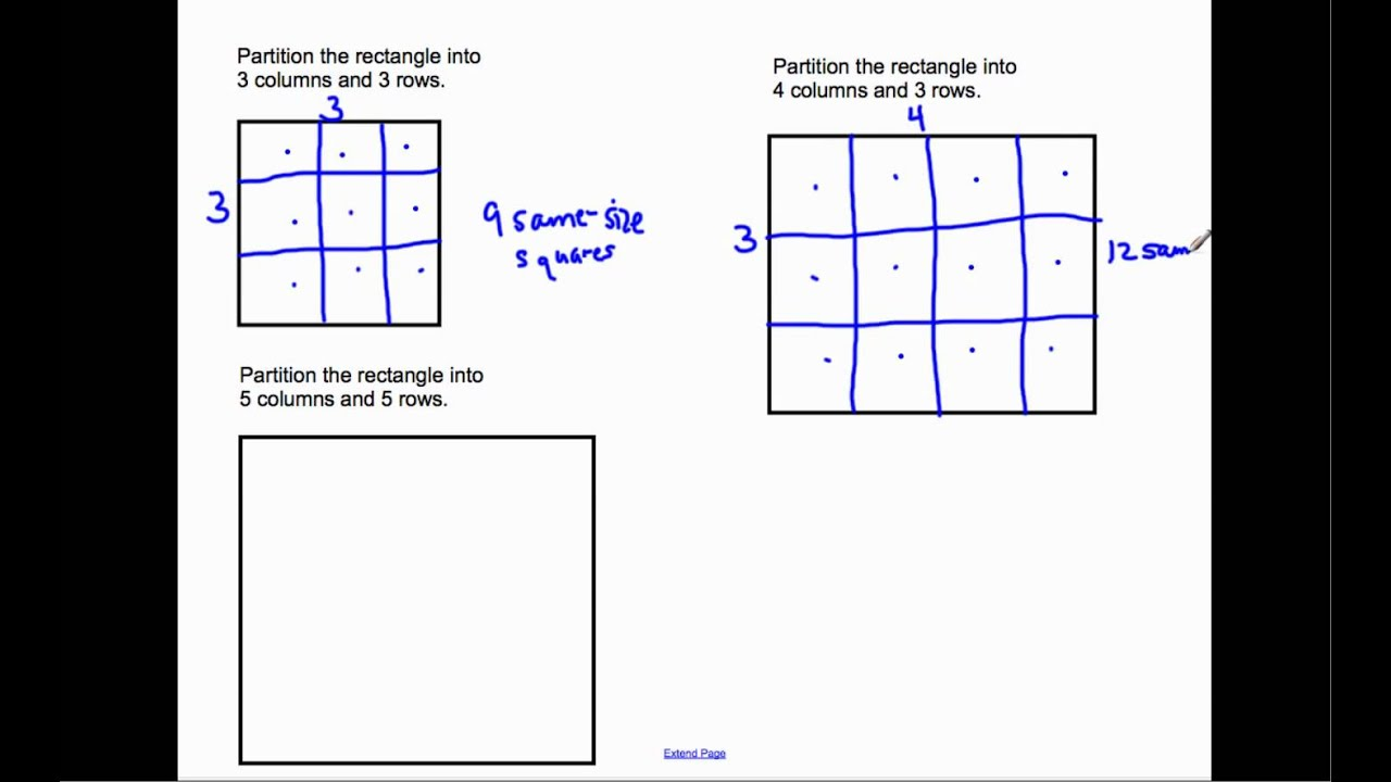 2.G.2 - Same Size Squares - YouTube [ 720 x 1280 Pixel ]