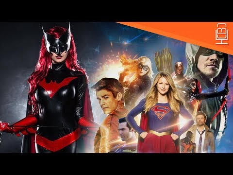 Gotham & Batwoman Coming to The Arrowverse
