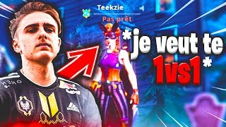 🔥 He's getting PASSER for TEEQZY and want me to be on Fortnite, here's what happened.