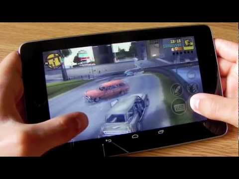 NEXUS 7 With 12 ANDROID GAMES HD