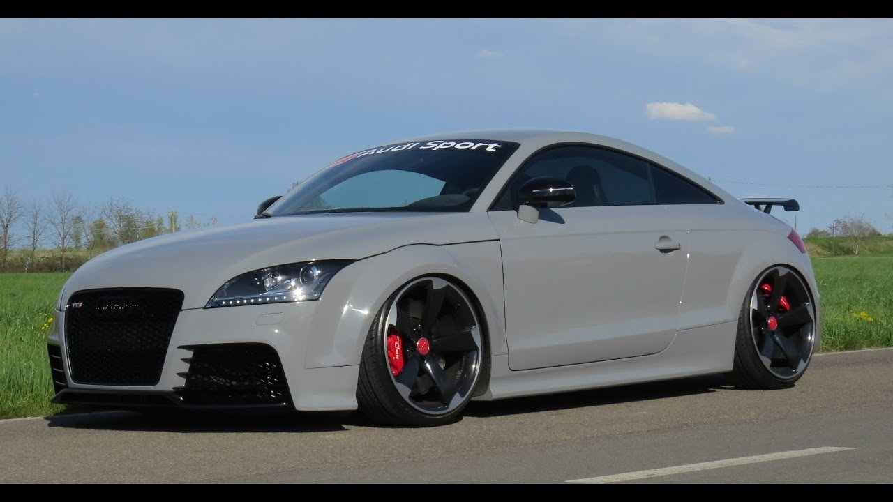 Audi Tts Youtube