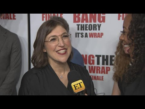 Big Bang Theory Finale: Mayim Bialik