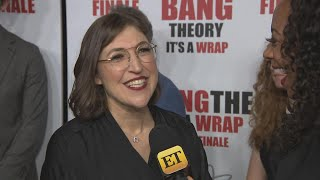 Big Bang Theory Finale: Mayim Bialik (Full Interview)