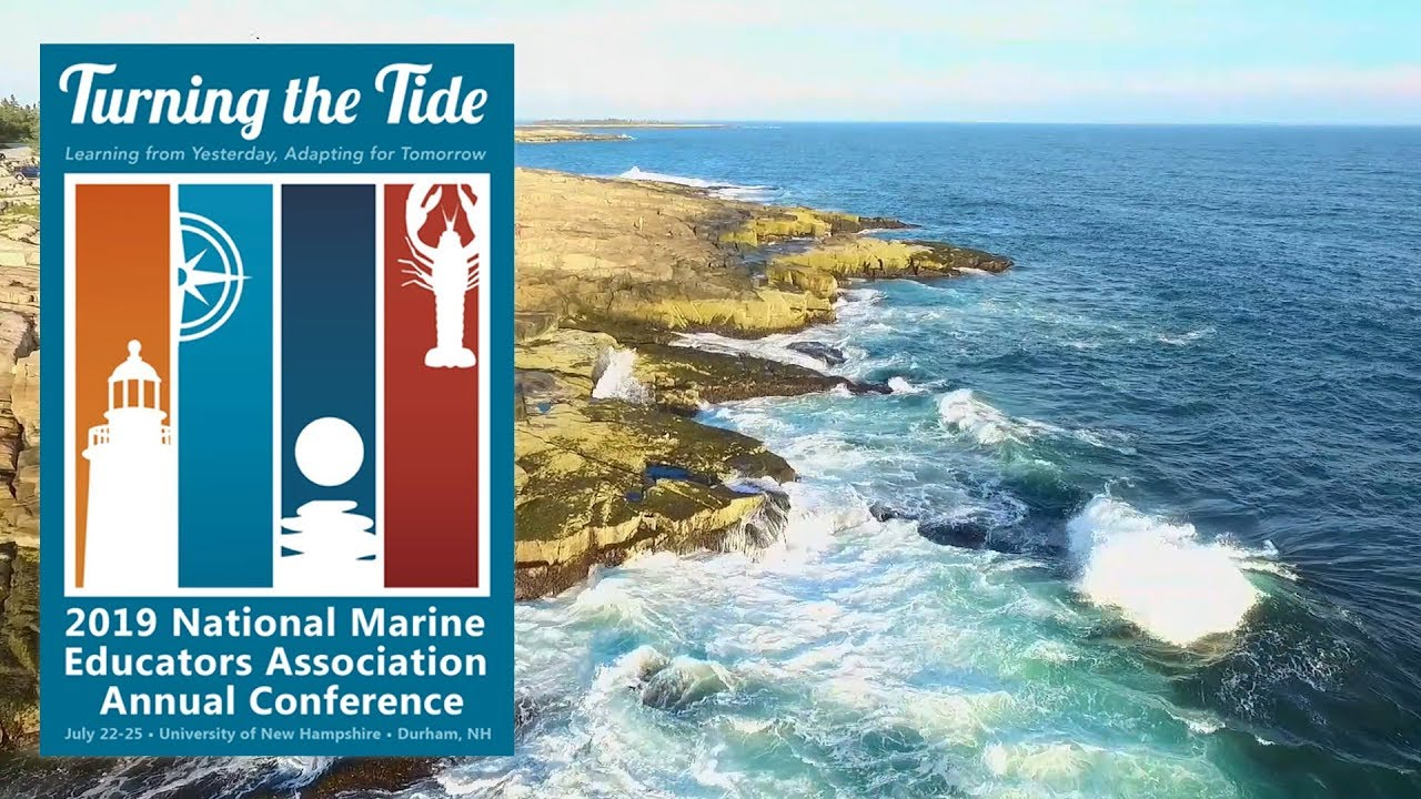 2019 Annual Conference—Durham, NH — National Marine