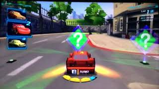 Cars 2 The Video Game Walkthrough on the Wii Part 5