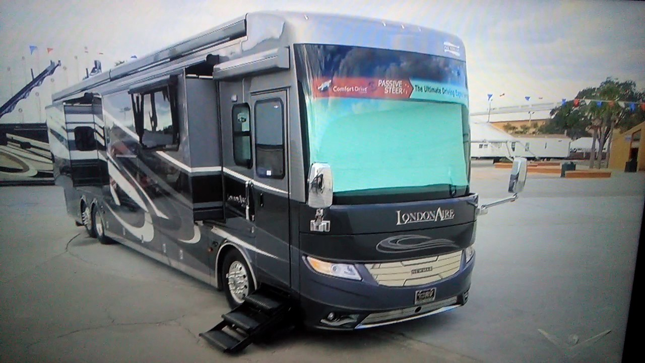 39 42 Ft London Aire Newmar Rv Motor Coach Youtube