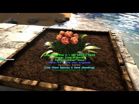 Episode 36: How to Farm on Ark - Ark: Ragnarok Survival Guide