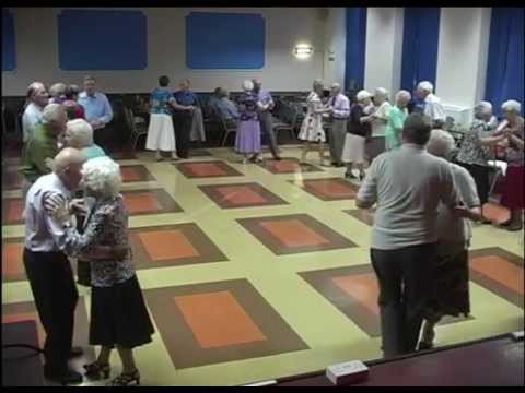 Melody Foxtrot Sequence Dancing at Roundhill Recreational Club Castleford