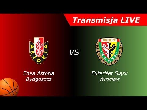 Enea Astoria Bydgoszcz vs FutureNet Śląsk Wrocław