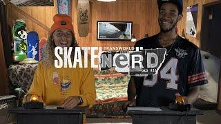 Skate Nerd: Olan Prenatt Vs. Kevin White   TransWorld SKATEboarding