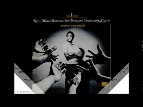 """Pray On My Child"" (1969) Rev. Milton Brunson & The Thompson Community Singers"