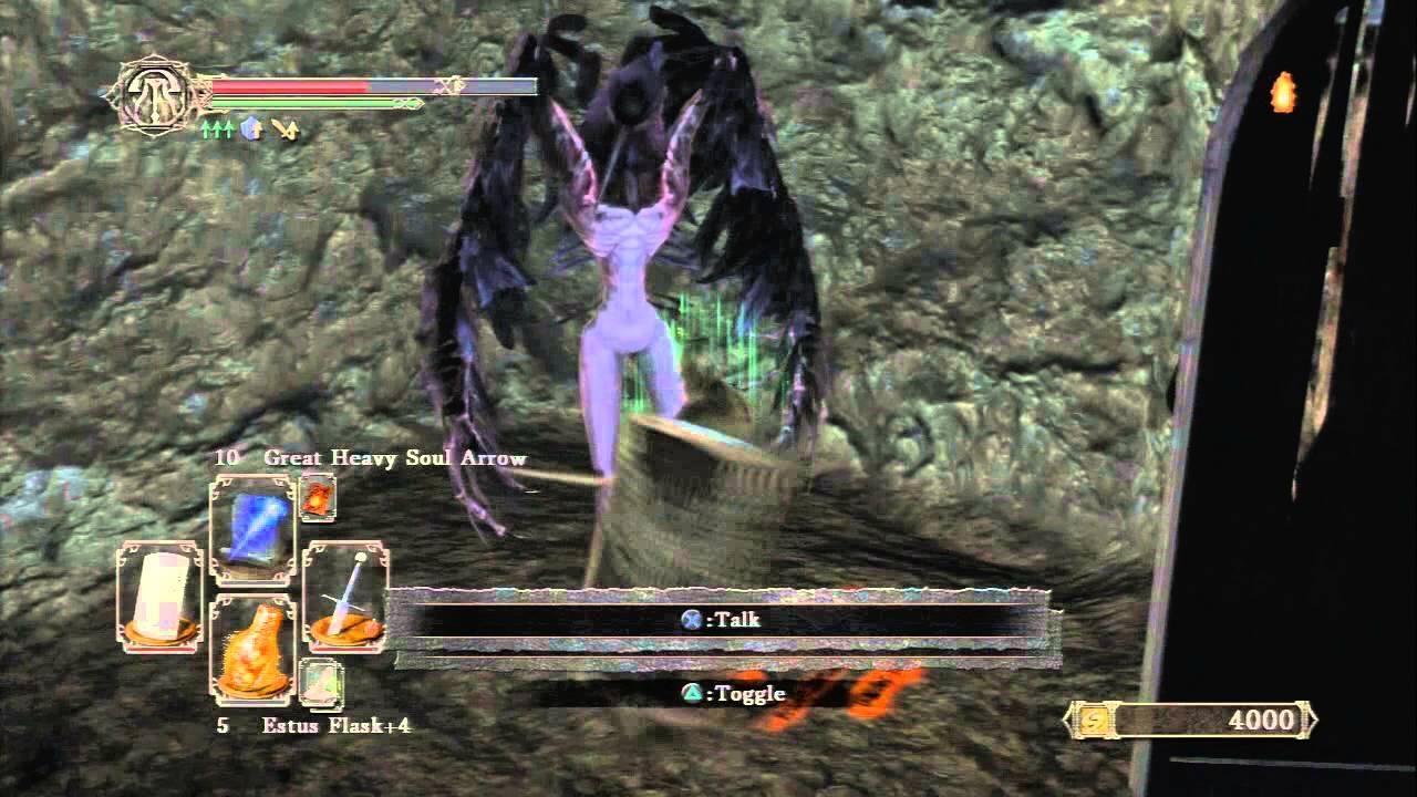 Dark Souls 2 Ornifex