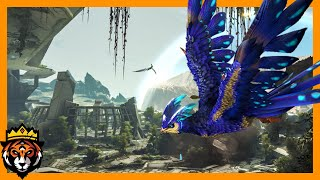 RIDEABLE Featherlight & Celestial Griffin! (Ark Survival Evolved Primal Fear) #26
