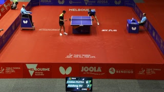 ITTF World Junior Championships Table 2 | Day 8 SF
