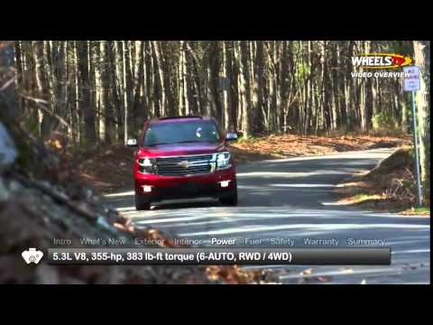 Chevrolet Tahoe Test