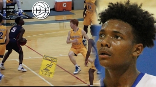kj fitzgerald drops 33 points vs aj cajuste in district championship game shifty pg matchup