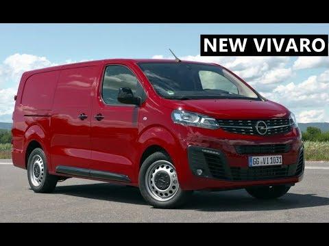 2019 Opel Vivaro Van - Space And Practicality Showcase