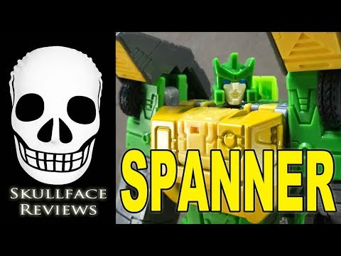 Transformers 3rd Party Toyworld Spanner (Springer)