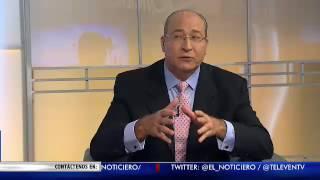 La Entrevista El Noticiero Televen - Primera Emisión - Jueves 23-03-2017