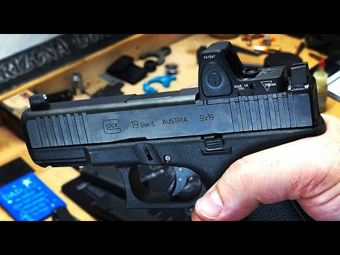 Glock 19 Gen 5 Mos Youtube
