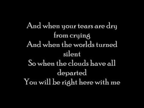 Brandy - Right Here (Departed) Lyrics - YouTube
