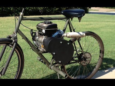 Fast Gt Lst Motorized Bicycle With Ktm 50 Engine And Sh
