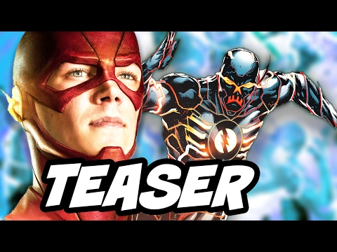 The Flash Season 3 - The Flash New Suit Teaser and Every Flash Suit Explained