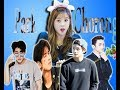[VI]Park Chorong Interaction with Male Idols and Actors