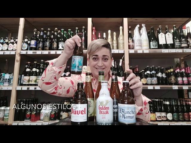 Cervezas Belgas Vol.1