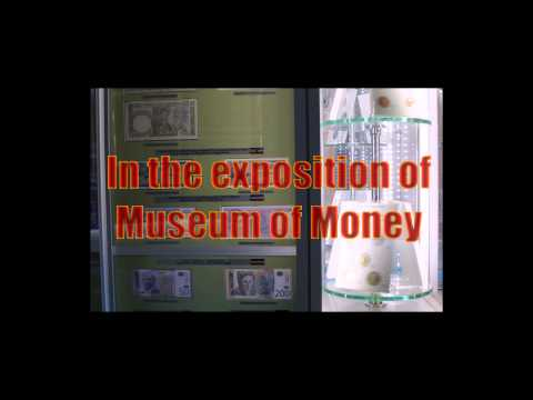 Promotional Video made for Museum of Money in Moscow, Russia, 2014