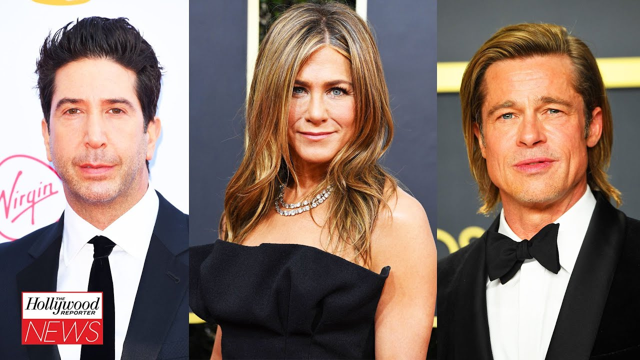Download Jennifer Aniston Talks About Brad Pitt & David Schwimmer On 'The Howard Stern Show' I THR News