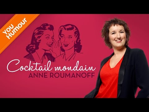 Anne ROUMANOFF, Cocktail Mondain