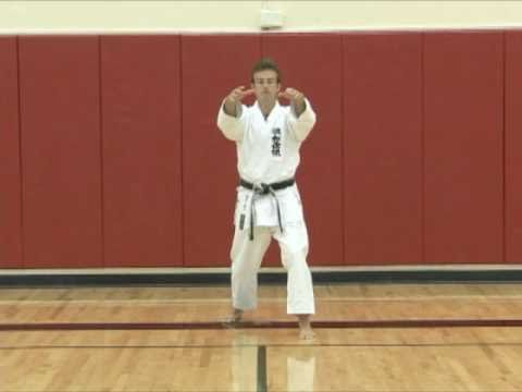 Intermediate Karate Kicks