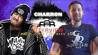 CHARRON On Getting Into Battle Rap & Joining Wild \'N Out \