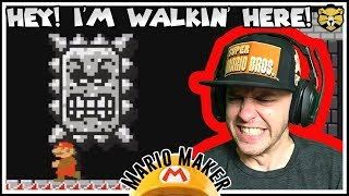 Hot Garbage Central! 100 Man Super Expert Mario Maker