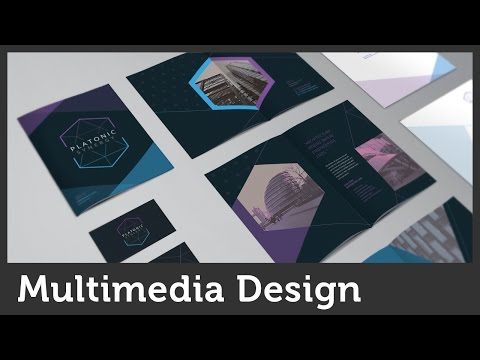 Multimedia Design Course For Print  |  15 Episode Course