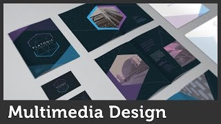 Multimedia design course for print   Course overview & breakdown