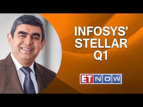 Infosys' Stellar Q1: Revenues Up 4.5%, Stock Zooms 11%