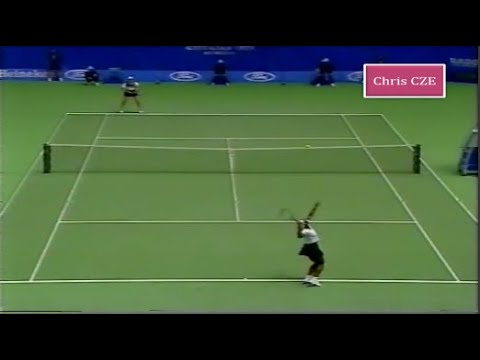 1998 AO 1st Round: Serena vs Spirlea (First 1st Round GS match of Serena's career)