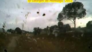 Guy JULIEN - St Georges de Montaigu 2012 - 2.eme Manche