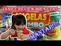 JANICE REVIEW MAKAN MIE GELAS CUP - Vlog #72