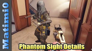 Operation Phantom Sight Full Details - Rainbow Six Siege