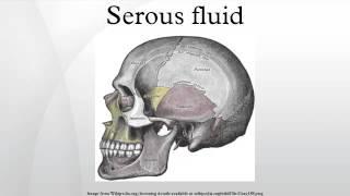 Serous fluid