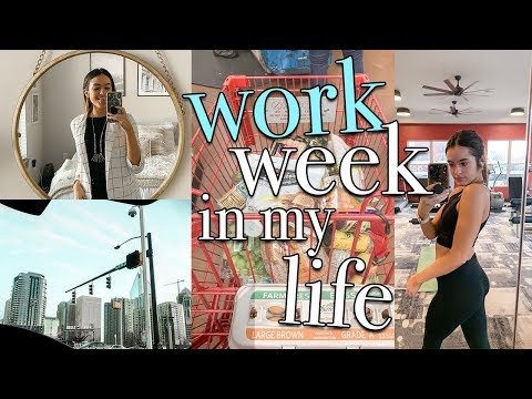 WORK WEEK IN MY LIFE: Working As A Consultant