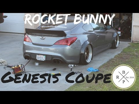 Rocket Bunny Genesis Coupe
