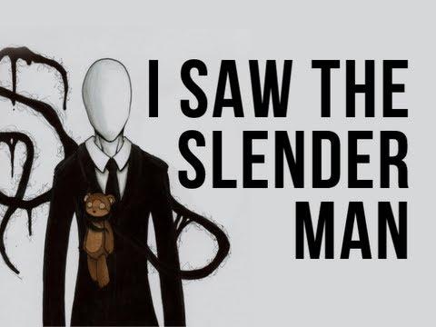 "Man"" On GTA V- ""GTA 5 Easter Egg""- How To Find Slender Man In GTA V"