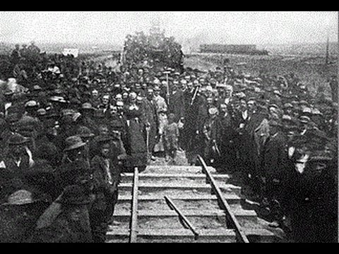 The Transcontinental Railroad (AMAZING AMERICAN HISTORY DOCUMENTARY) - Full Documentary