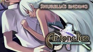 Ar tonelico: Melody of Elemia. Shurelia ending