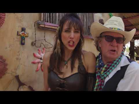 Joe King Carrasco & Patricia Vonne