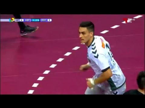 HC Vardar Skopje (MKD) vs FC Barcelona Lassa (ESP) - 2017 IHF Super Globe